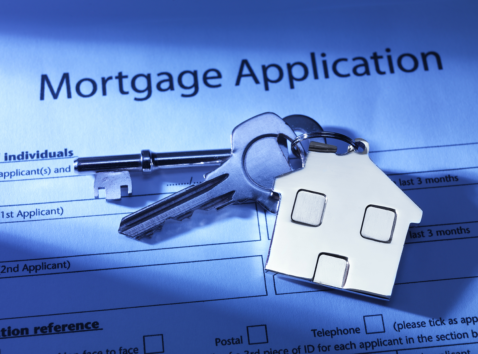 Mortgage application for springfield mo real estate